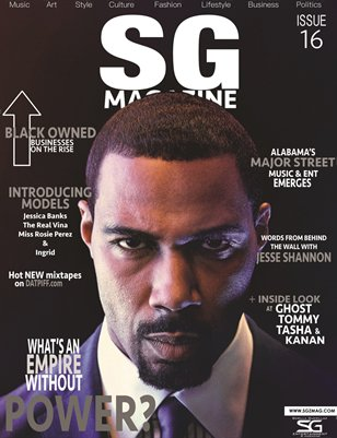 The official Scrilla Guerillaz Magazine #16 (The Power Edition)