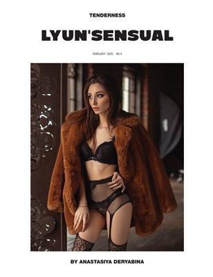 LYUN SENSUAL ISSUE No.4 (VOL No.1) C2