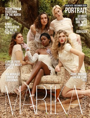 MARIKA MAGAZINE PORTRAIT (DECEMBER-ISSUE 473)