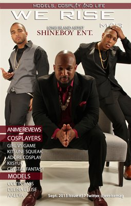 We RIse Mag Sept. 2015 Issue#57