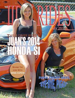 IIDM RIDES Magazine - July 2015 Issue