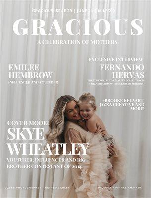 Gracious Issue 29: June 2021 Milf 2.0