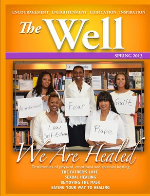The Well Magazine Spring 2013