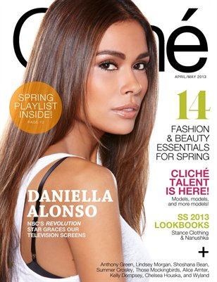 Cliché Magazine - April/May 2012