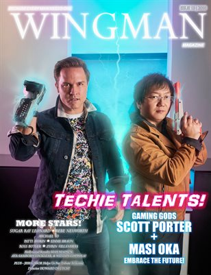 Wingman Magazine Winter 2018/2019