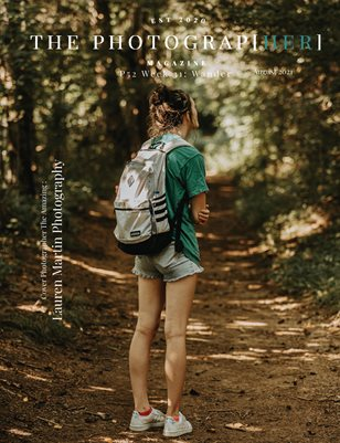 P52 Week 31: Wander | August 2021