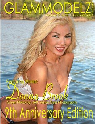 GlamModelz Magazine, Volume 9, Issue 11, October 2015