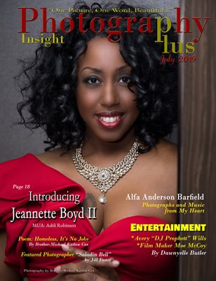 Photography Insight Plus Magazine July 2019