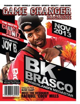 Game Changer Magazine Nov/Dec Issue