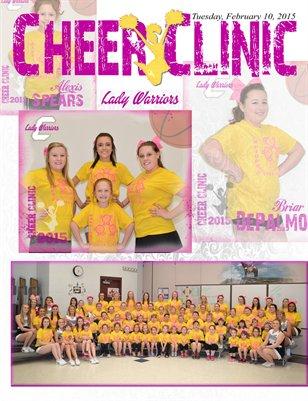2015 Cheer Clinic