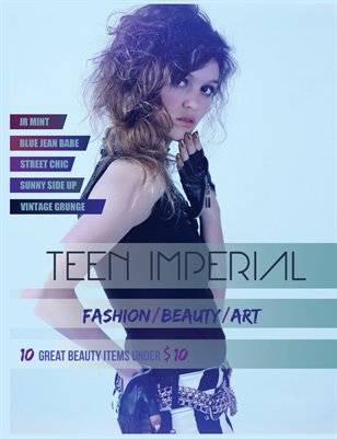 Teen Imperial Jan/Feb 2014 Issue