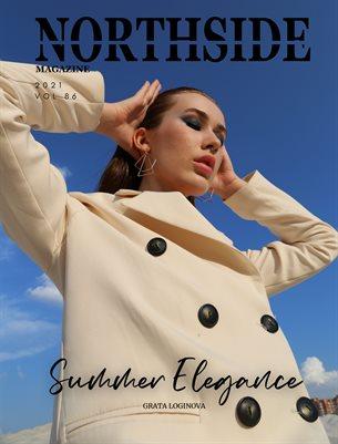 Northside Magazine Volume 86 Featuring Grata Loginova