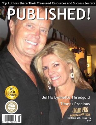PUBLISHED! Excerpt featuring Jeff & Lynnette Thredgold