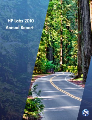 HP Labs 2010 Annual Report