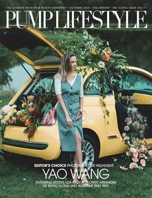 PUMP Magazine | The Floral Issue Vol.1 | October 2020