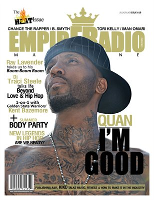 Empire Radio Magazine Summer Heat Issue