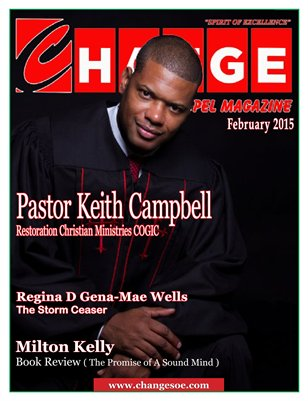 Change Gospel Magazine February Issue