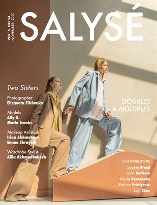 SALYSÉ Magazine | Vol 6 No 54 | NOVEMBER 2020 |