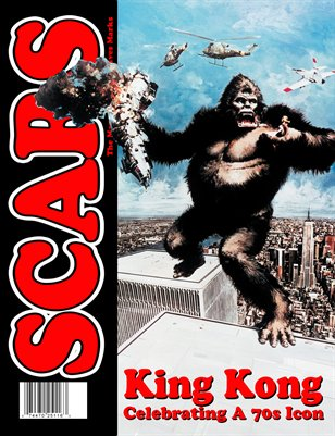 SCARS Magazine: King Kong 1976