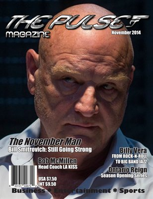 The Pulse Magazine November Issue