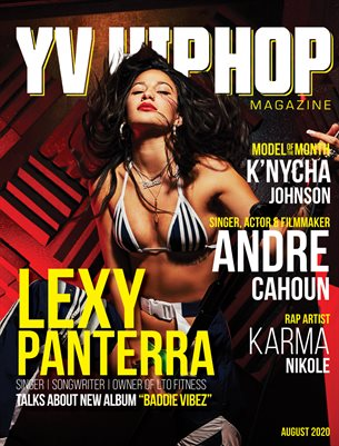 YV Hip Hop August 2020 Issue