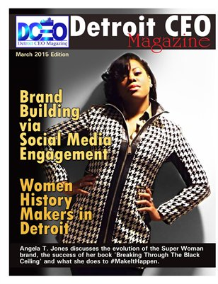 Detroit CEO Magazine | March 2015