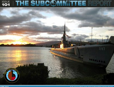 SubCommittee Report #101 June 2015
