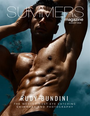Summers Magazine August 2018 ft. Rudy Bundini