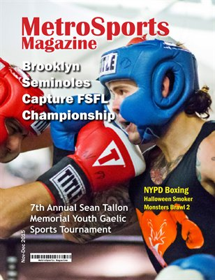 MetroSports Magazine Nov-Dec 2015