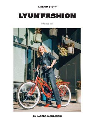 LYUN ISSUE No.15 (VOL No.4) C1