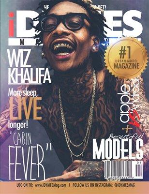 iDYMES Magazine (Winter Series/Wiz Khalifa) 2015