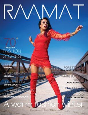 RAAMAT Magazine January 2021 Issue 5