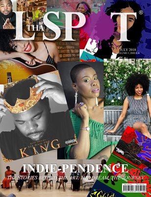 July 2018 - Tha L. Spot Magazine