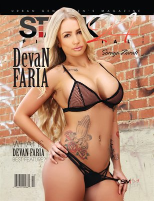 Stack 24 Pictorial Issue 15 Devan Faria Cover