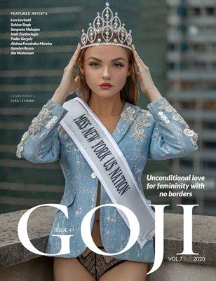 GOJI MAGAZINE ISSUE 4 VOL.7 2020