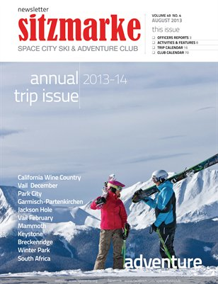 Sitzmarke Newletter August 2013