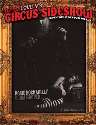 Circus & Sideshow 2021 Vol.7 – Rosie Rockabilly & Jim Hooper Cover