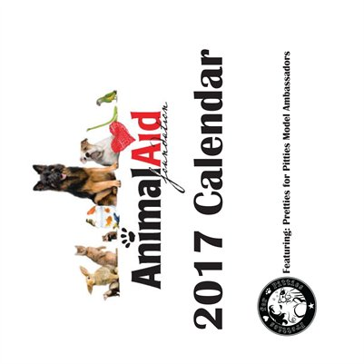 Animal Aid Foundation 2017 Calendar