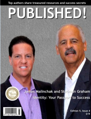 PUBLISHED! excerpt featuring James Malinchak and Stedman Graham