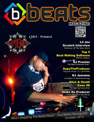 Beats Magazine Oct 2012