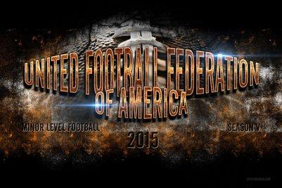 2015 UFFof America Poster