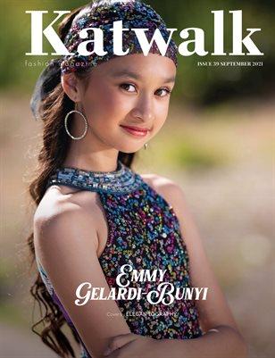 Katwalk Fashion Magazine Issue 39, September 2021
