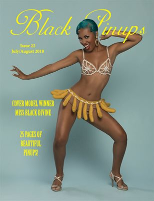 Black Pinups Issue 22
