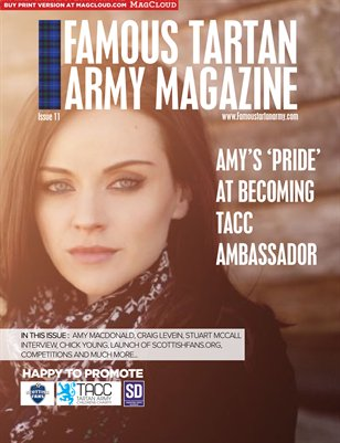 Famous Tartan Army Magazine Issue 11