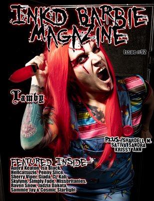 Inkd Barbie Magazine Issue #92 - Lamby
