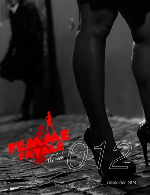 FEMME FATALE-the book # 012