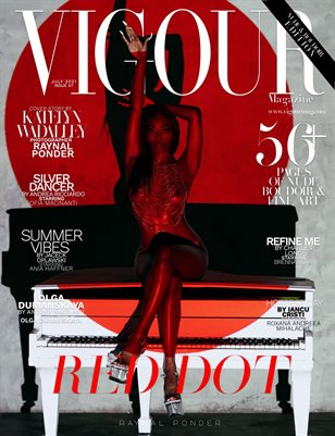 NUDE & Boudoir | July Issue 07