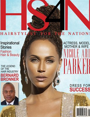 HS4N Magazine (Hairstylist For The Nations)