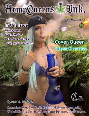 HempQueens Ink. Magazine ~ Issue 17 ~ Megan