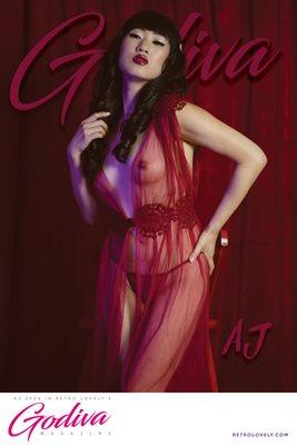 GODIVA No.16 – AJ Cover Poster
